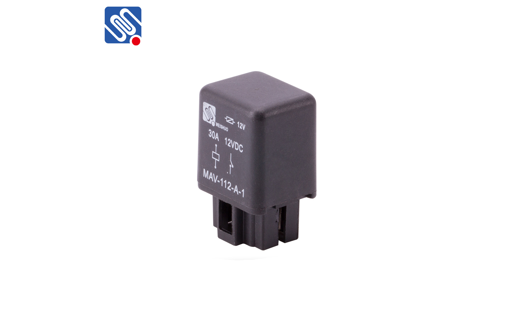 4 pin 30 amp 12 volt relay MAV-112-A-1_meishuoen  Prong Volt Relay Wiring on