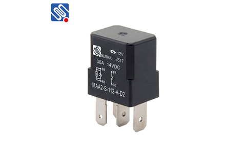 automotive micro relay MAA2-S-112-A-D
