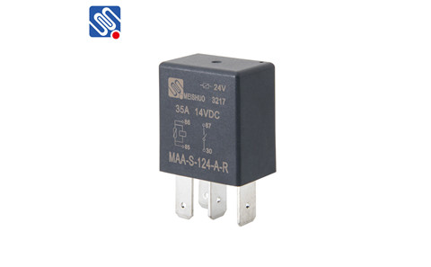 waterproof automotive relay MAA-S-124-A-R