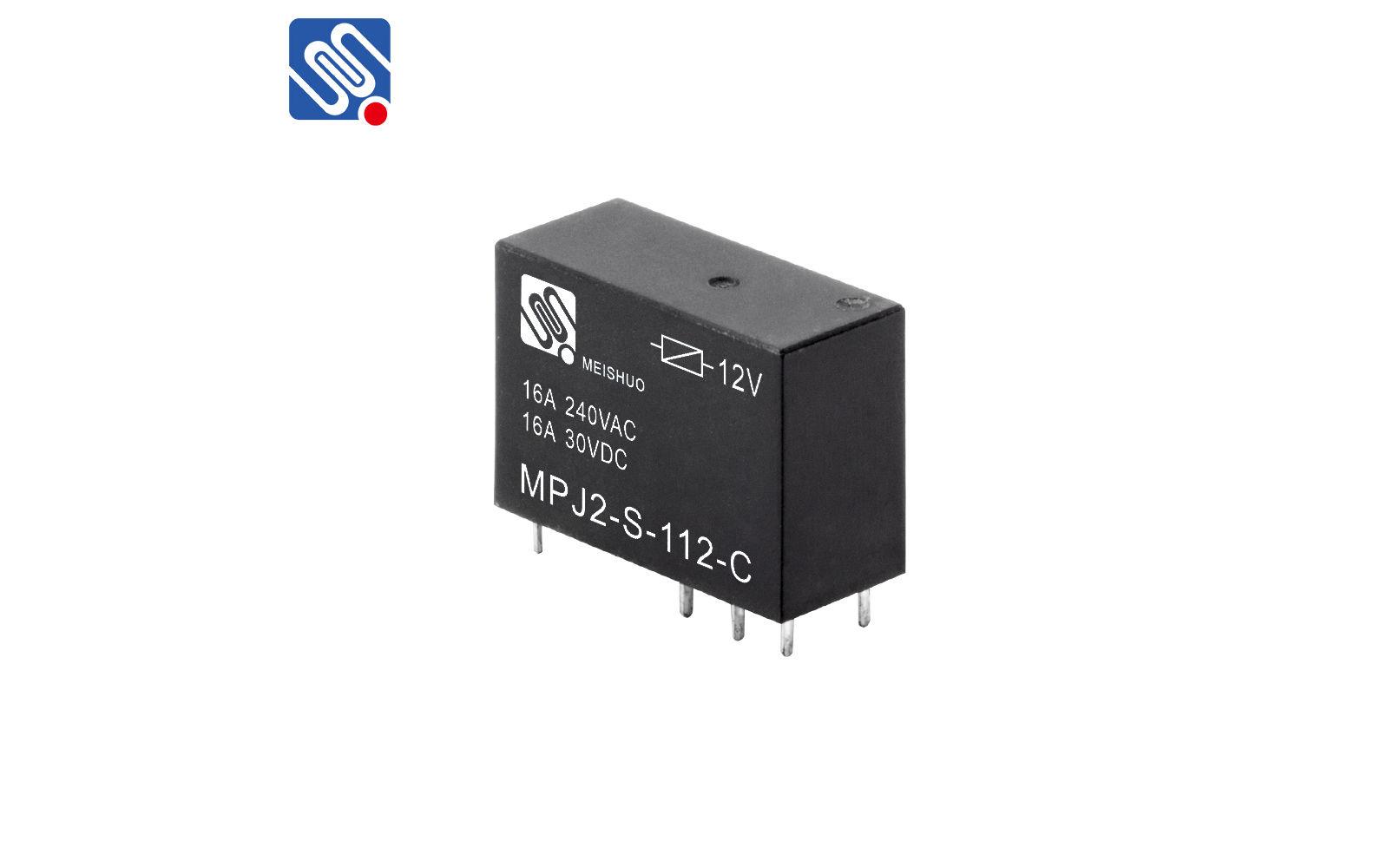 5 pin 12 volt relay wiring MPJ2-S-112-C_meishuoen