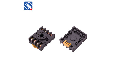 8 pin relay socket(PF083A )