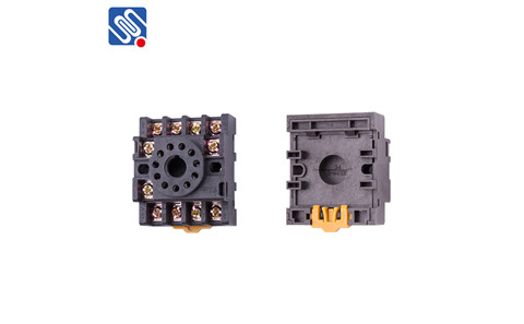 11 pin relay socket(PF113A )