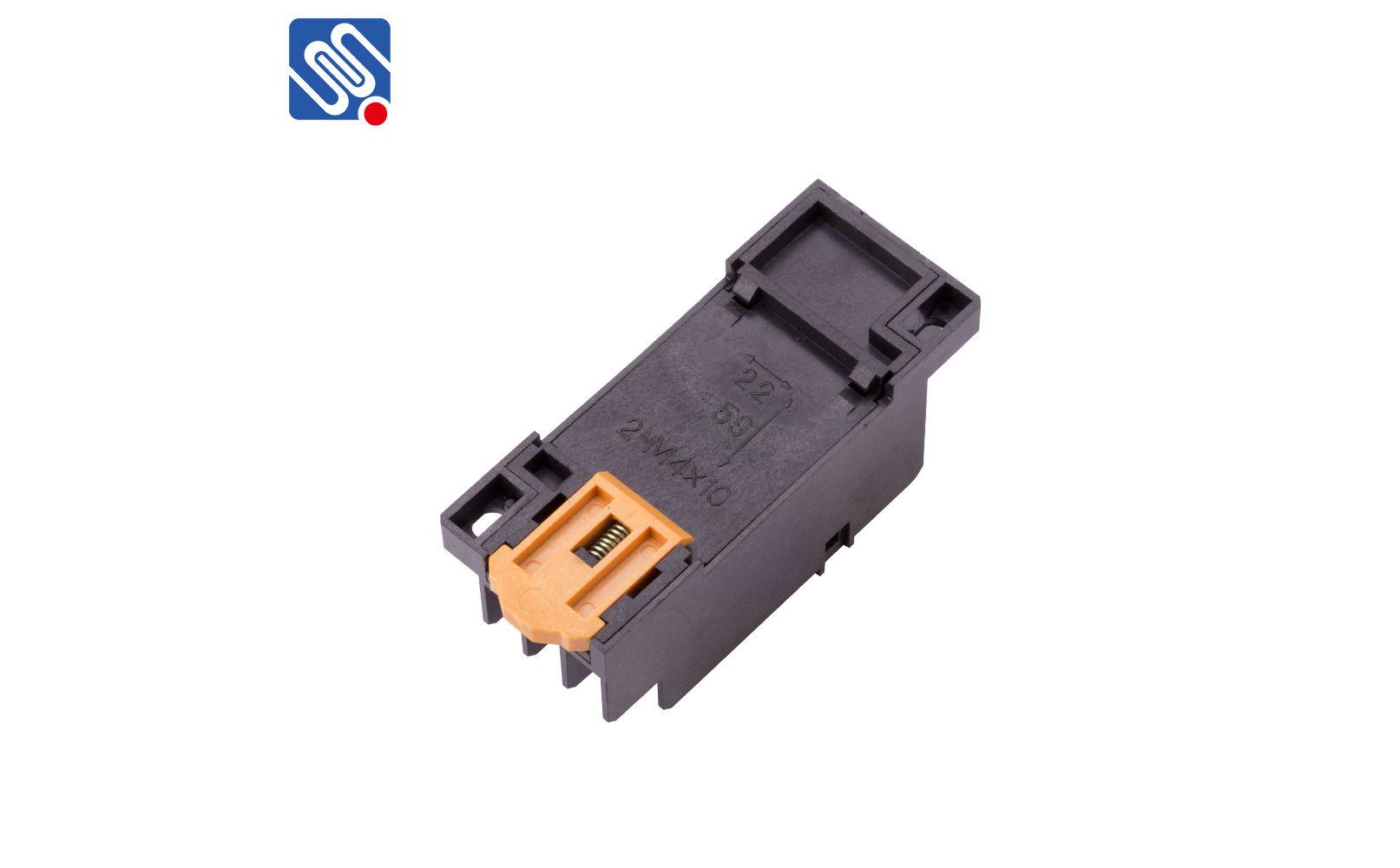 Din Rail Relay Socket Uff08pyf14a   Zhejiang Meishuo Electric Technology Co  Ltd