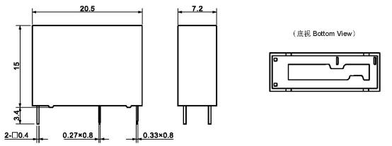 mini relay 12v mpr