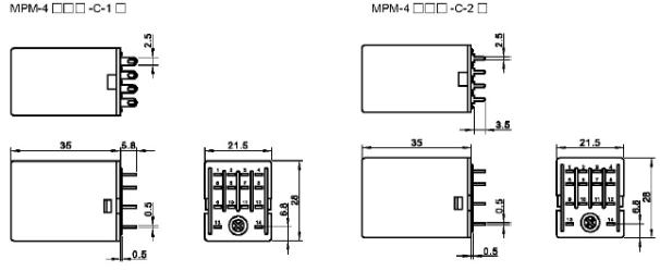 relay in electronics mpm